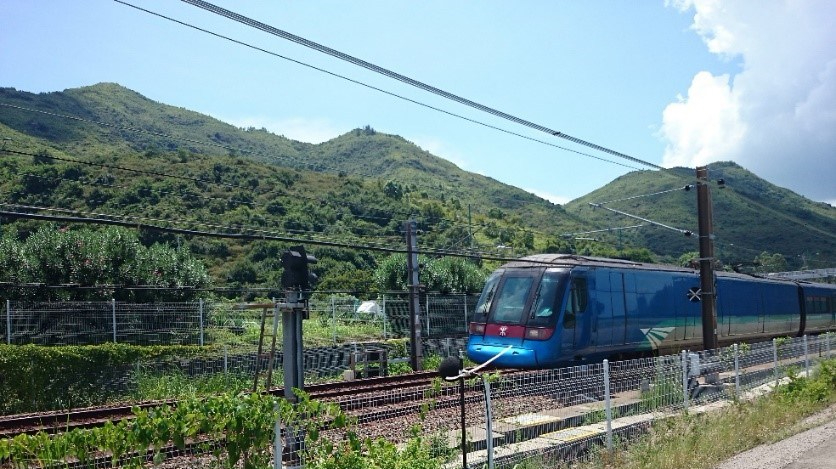 MTR WHEEL SET NOISE MEASUREMENT FOR OPERATION TRAINS