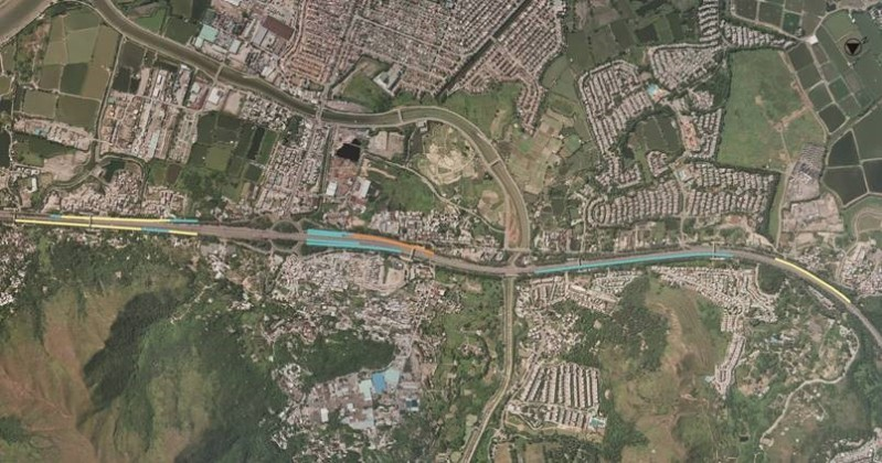 Environmental Review for Retrofitting of Noise Barrier on San Tin Highway