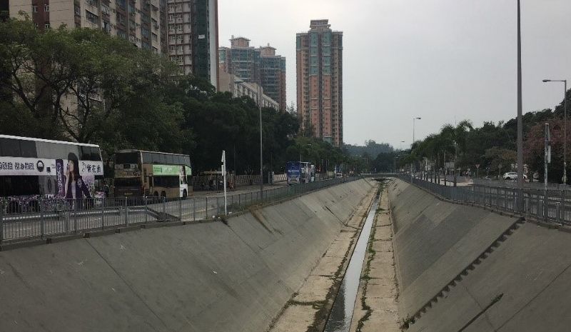 Preliminary Environmental Review for Retrofitting of Noise Barrier on Long Tin Road