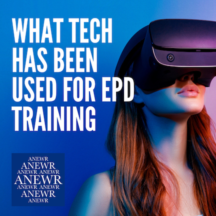 what tech has been used in epd academy